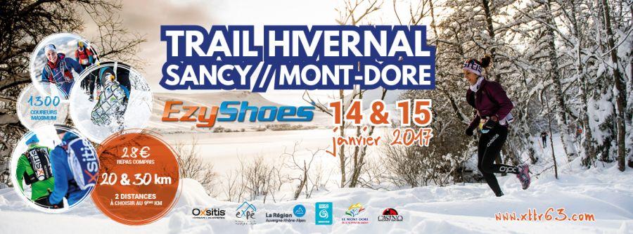 """Résultat de recherche d'images pour """"trail hivernal du sancy 2017"""""""